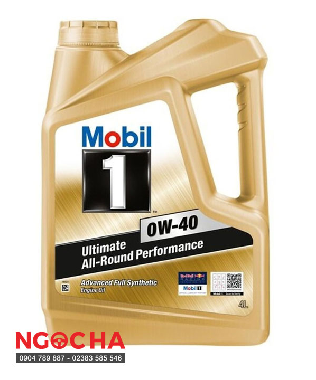 Dầu Nhớt Mobil 1 Ultimate Performance 0W-40