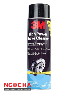 Dung Dịch Vệ Sinh Phanh 3M High Power Brake Cleaner