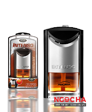 Nước Hoa Cửa Gió Aroma Car Intenso Air Vent 7ml Coffee