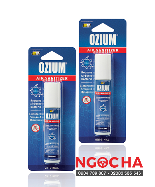 Khử Mùi Ozium Air Sanitizer Spray Original